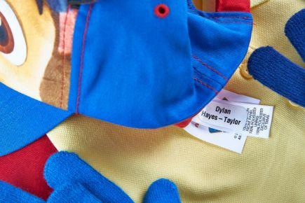 Clothes Labels - Stikins Hat Labels